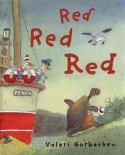 Cover of: Red, red, red
