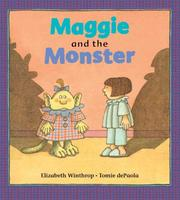Cover of: Maggie and the Monster