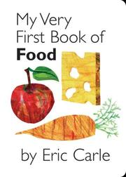 Cover of: My Very First Book of Food