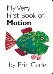 Cover of: My very first book of motion