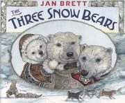Cover of: The three snow bears