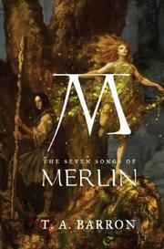 Cover of: The Seven Songs of Merlin (Lost Years of Merlin)