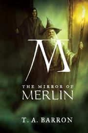 Cover of: The Mirror of Merlin (Lost Years of Merlin)