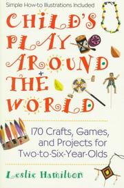 Cover of: Child's play around the world