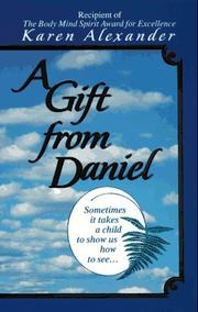 Cover of: A gift from Daniel