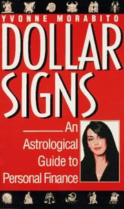 Cover of: Dollar signs