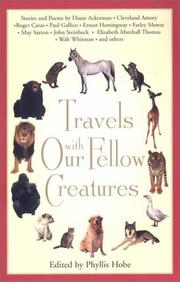 Cover of: Travels with Our Fellow Creatures | Various