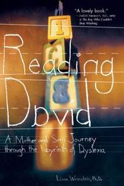 Cover of: Reading David | Lissa Weinstein