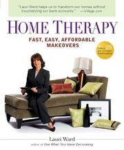 Cover of: Home Therapy