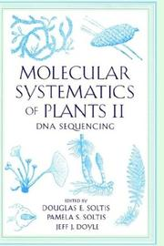 Molecular Systematics of Plants II