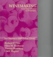 Cover of: Winemaking |