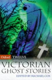 Cover of: 12 Victorian ghost stories by