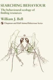 Cover of: Searching Behaviour