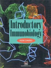 Cover of: Introductory Immunobiology