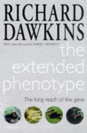 Cover of: The Extended Phenotype | Richard Dawkins