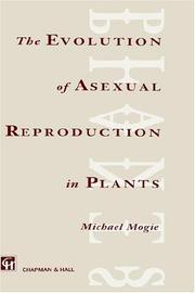 Cover of: Evolution of Asexual Reproduction in Plants