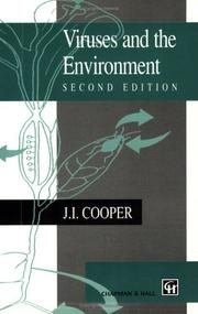 Cover of: Viruses and the Environment