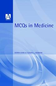 Cover of: Multiple Choice Questions in Medicine
