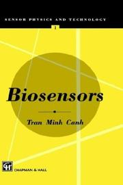Cover of: Biosensors (Sensor Physics and Technology)