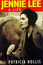 Cover of: Jennie Lee | Patricia Hollis