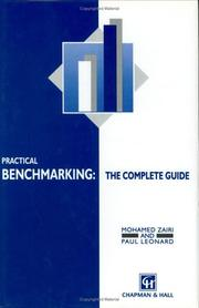 Cover of: Practical benchmarking