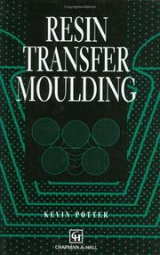 Cover of: Resin transfer moulding