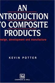 Cover of: An introduction to composite products