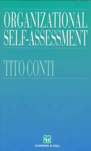 Cover of: Organizational self-assessment