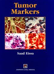 Cover of: Tumor markers