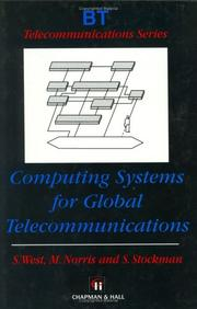 Cover of: Computing Systems for Global Telecommunications |