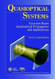 Cover of: Quasioptical Systems