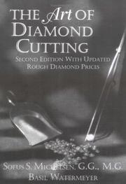 Cover of: The Art of Diamond Cutting Second Edition | Sofus S. Michelsen
