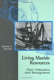 Cover of: Living marine resources
