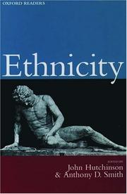 Cover of: Ethnicity