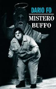 Cover of: Mistero Buffo (Modern Plays)