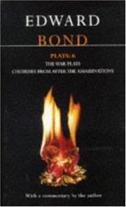 Cover of: Bond Plays 6