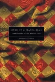 Cover of: Dario Fo and Franca Rame (Plays & Playwrights)