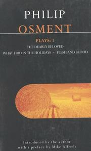 Cover of: Osment Plays