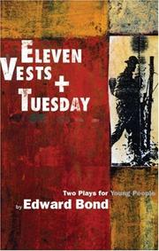 Cover of: Eleven vests