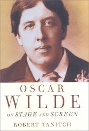Cover of: Oscar Wilde on stage and screen