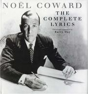 Cover of: The Complete Lyrics of Noel Coward