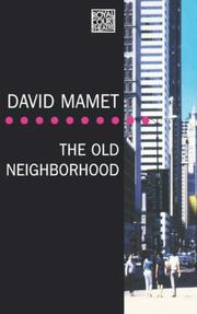Cover of: The Old Neighbourhood