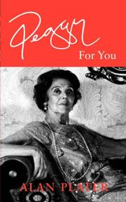 Cover of: Peggy For You | Alan Plater