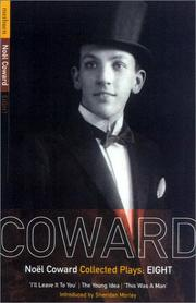 Cover of: Noel Coward