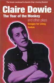 Cover of: Year of the Monkey and Other Plays