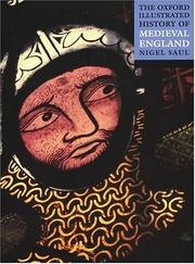 Cover of: The Oxford Illustrated History of Medieval England (Oxford Illustrated Histories)