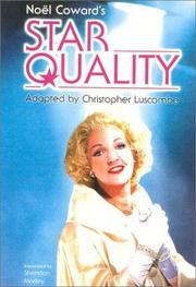 Cover of: Star Quality