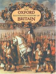 Cover of: The Oxford Illustrated History of Britain