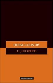 Cover of: Horse Country