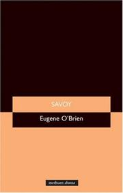 Cover of: Savoy | Eugene O